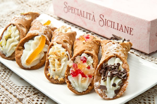 Italy Sicilian Sweets