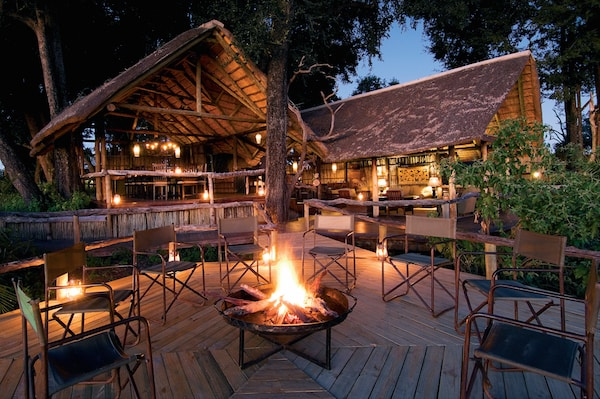 botswana-duba-plains-c&-tent-exterior-great-plains- & 6 reasons why Botswana is the worldu0027s most expensive safari ...