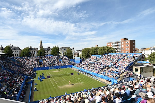 """Aegon International Eastbourne - Commercial Creative"""