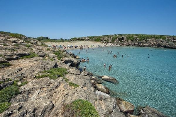 Cala Delle Mosche beach