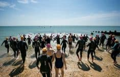 MCS Big Sea Swim 2015 in Eastbourne - Image Credit Graham Huntley copy