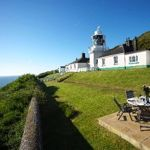 Rent a lighthouse keepers cottage
