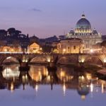 The River Tiber
