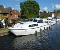 Norfolk Broads short breaks