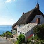 Rent a thatched cottage