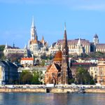 The astonishing skyline of Budapest