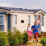 Comfortable holiday homes