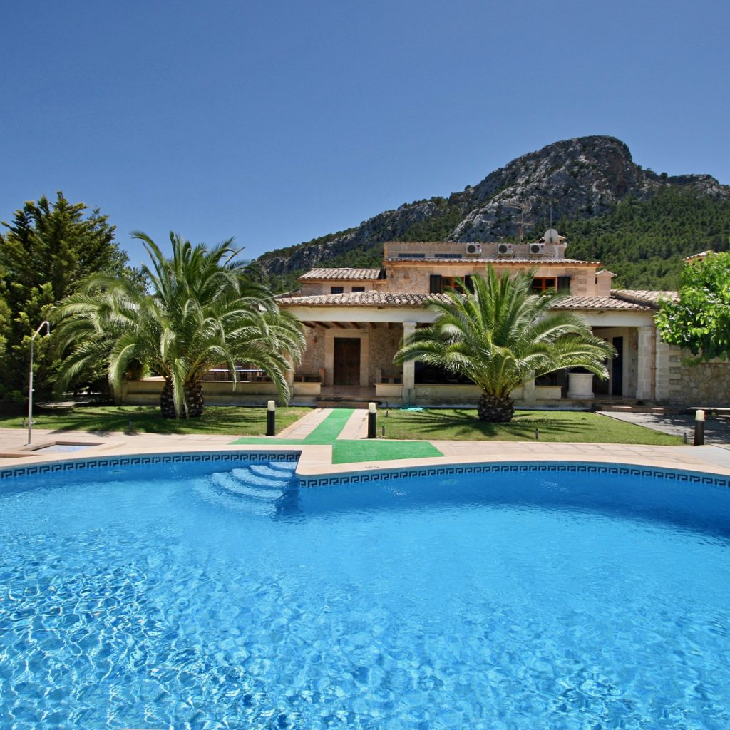 Family villas Mallorca  101 Family Holidays