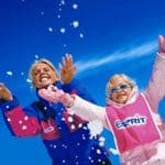 Esprit child care on the slopes