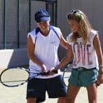 Tennis activity holidays for children