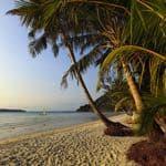 Soneva Kiri beach