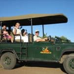 Family safari adventure in South Africa