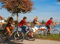 Bodensee cycling