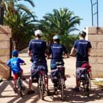 Cycling holidays for all ages