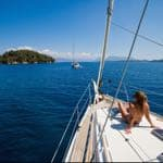 Flotillas in the greek islands