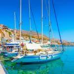 Greek Islands sailing