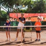 Tennis holiday in October half term