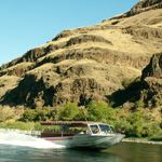 Jet boat trip