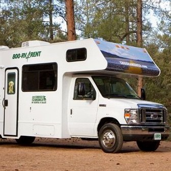 Motorhome holiday ideas