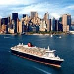 Cruise to New York in September
