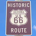 Route 66 in Barstow California 1