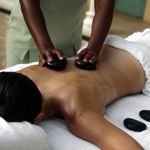 Aromastone Massage therapy