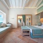 Dionysos hotel room