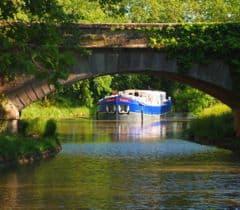 Luxury barge cruises