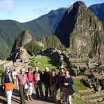 Machu Picchu group