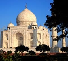 Group tour of India