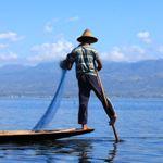 Inle Lake, Vietnam