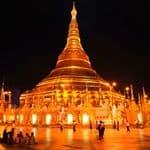 Schwedagon Pagoda - Burma