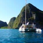 Thailand - Sailing Catamaran