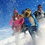 Singles ski holidays in February