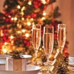 Christmas party in UK for singles