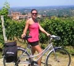 Solo cycling tours