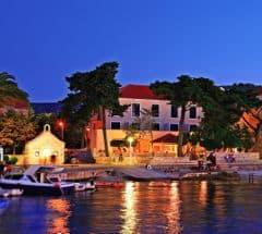 Beachfront Croatia