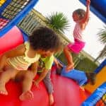Soft play for younger children