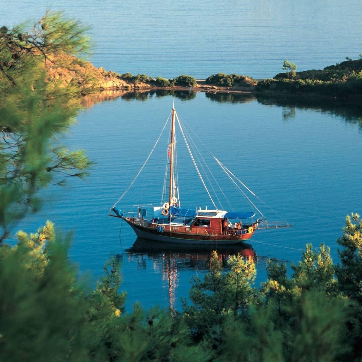 Gulet Cruising In The Med 101 Singles Holidays