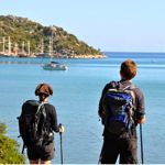 Coastal walking holidays