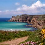 Cornwall's varied coastline