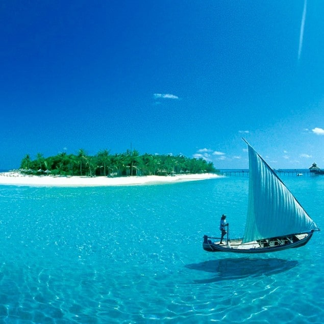 Luxury Maldives