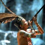 Sarawak tribesman