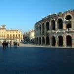 The Arena in Verona
