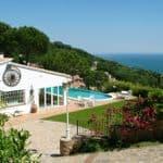 White Horses villa