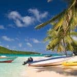 The Caribbean - one of the best holiday destinations in November