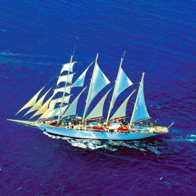 Star Clipper tall ships
