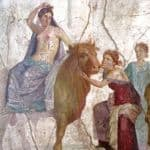 Ancient wall paintings