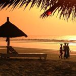 Gambia beach holiday in January