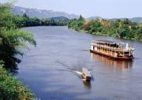 River cruises Thailand 2011